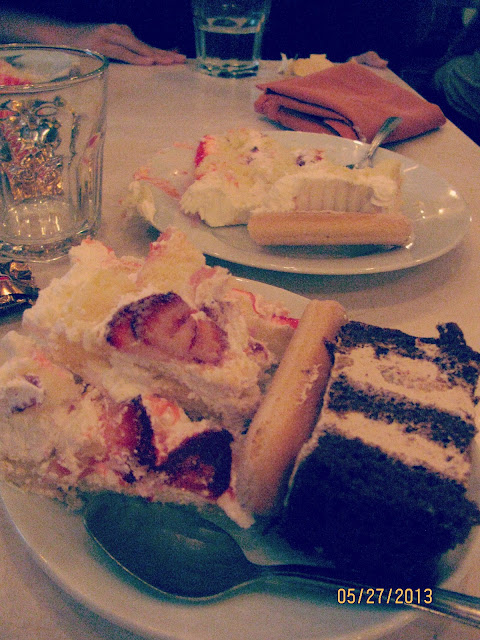 Layla Cafe- Dessert