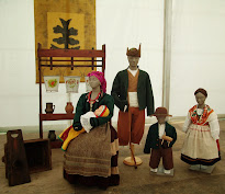 El vistíu tradicional asturianu