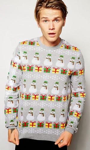 jerseys de Asos hombre para Navidad