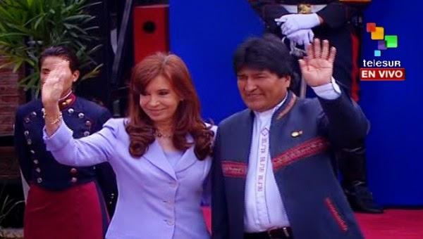 MUNDO: Mandatarios instalan la Cumbre presidencial del Mercosur