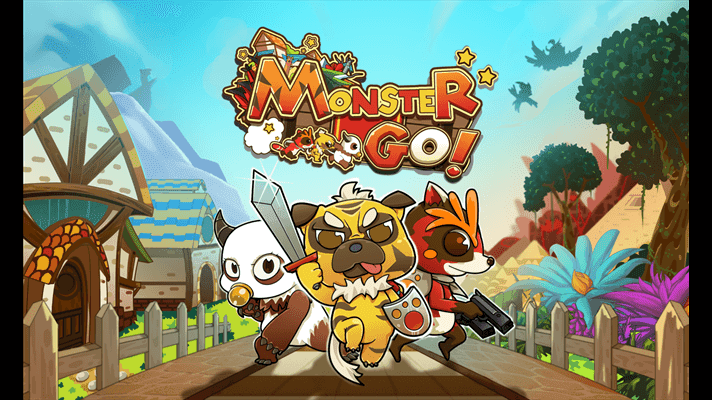 monster go game for Windows