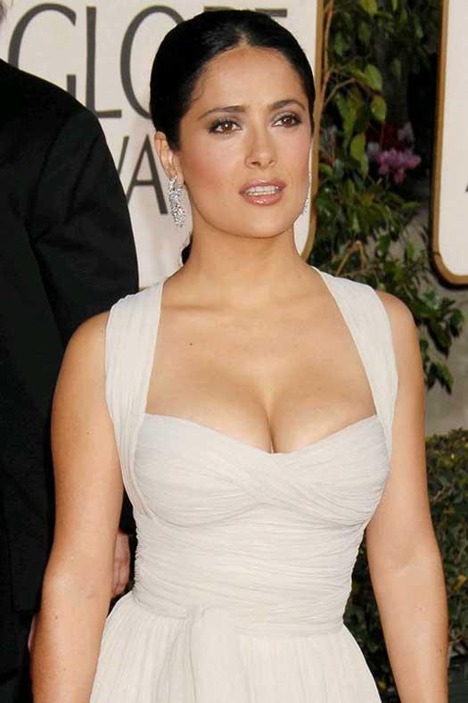 All Top Hollywood Celebrities: Salma Hayek Biography and ... Rosie Huntington Whiteley Bio