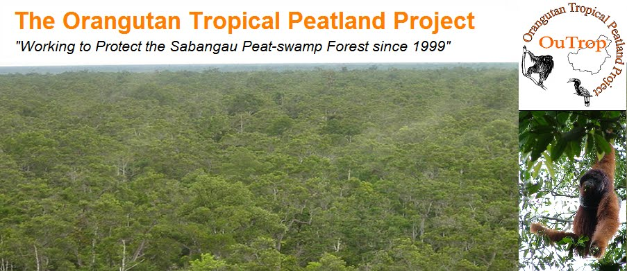 The Orangutan Tropical Peatland Project