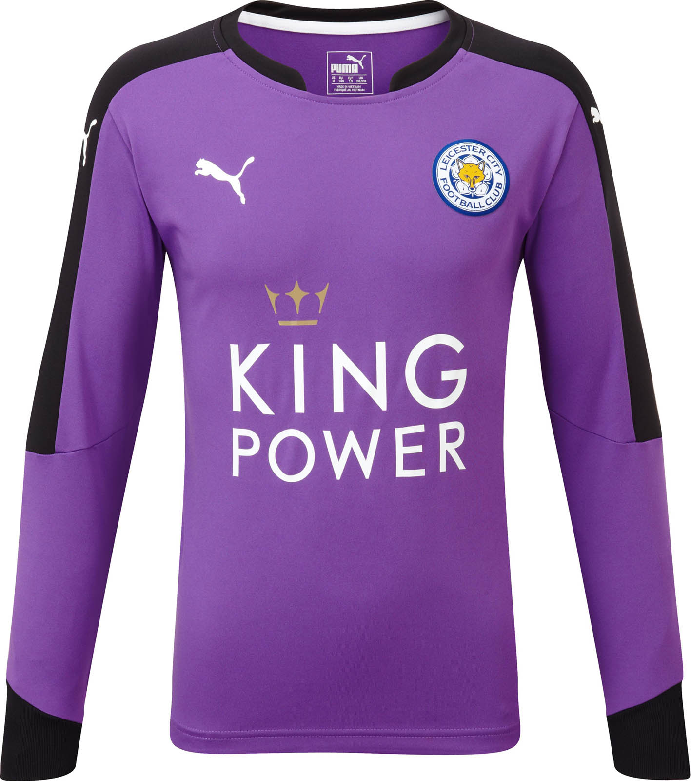 Leicester City 15-16 Kits Released - Footy Headlines