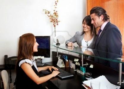 conquistare i clienti con il front office