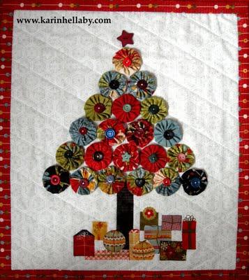 Novedades Paola: Tutorial Árbol de Navidad con yo-yos