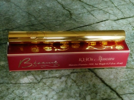 Besame 1930s mascara by Lady by Choice