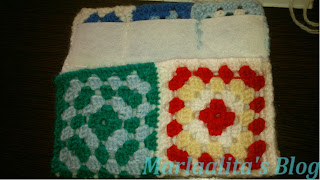 granny square, ganchillo, crochet, monedero