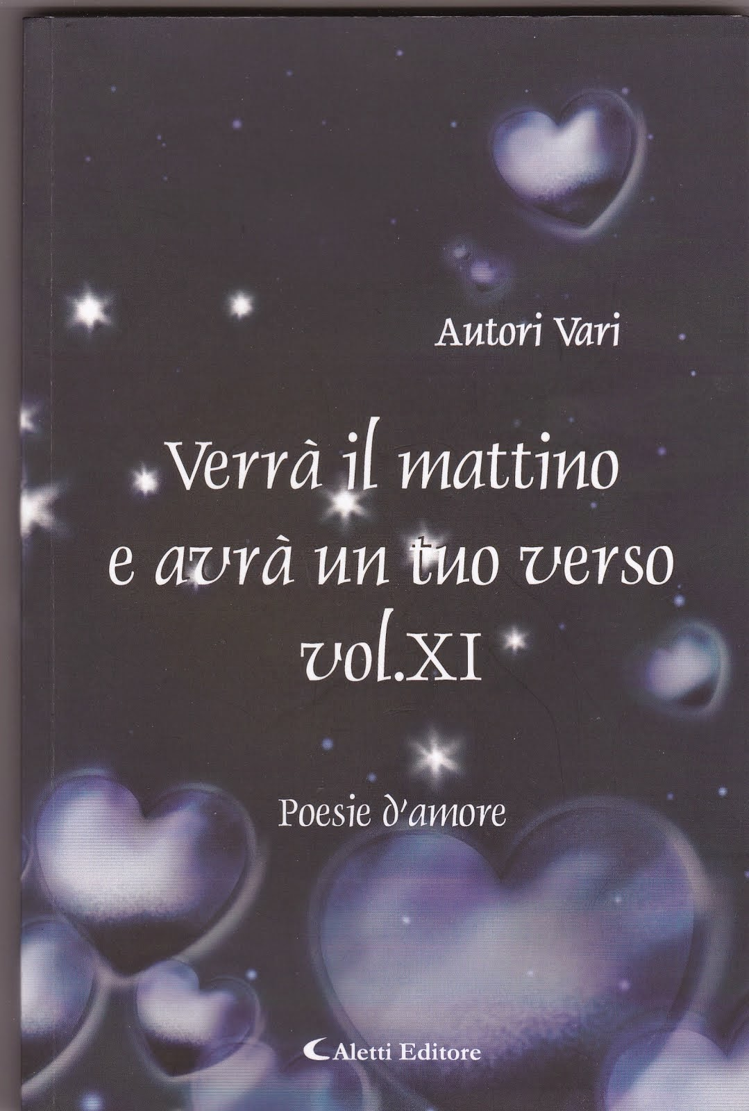 Verrà il mattino e avrà un tuo verso - 1° ed. 2014- Concorsi Aletti Editore