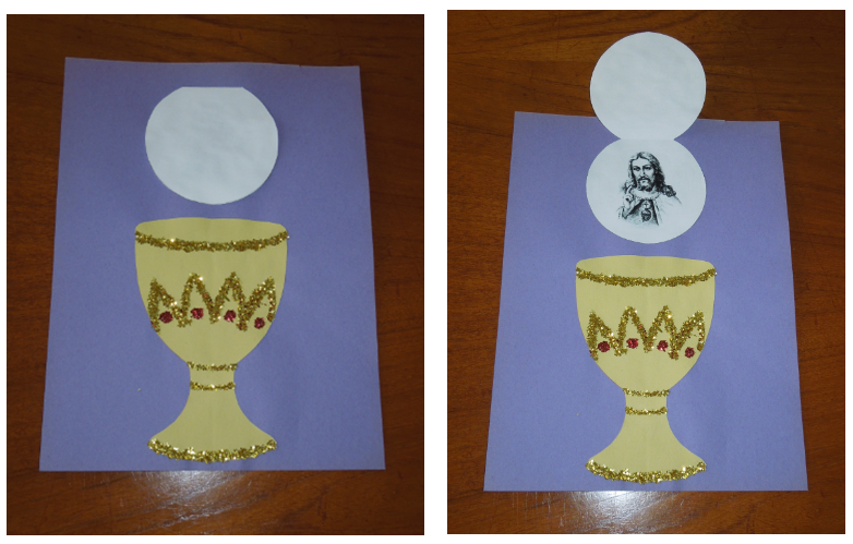 The catholic toolbox crafty crafters holy communion for The catholic toolbox