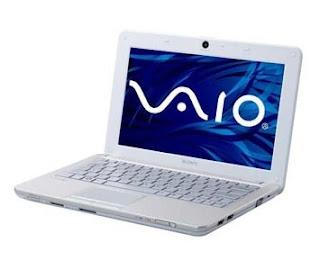 Sony Vaio W VPC-W160AB