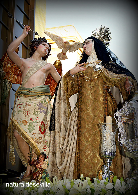 Santa Teresa de Jesús en el Arte DSC05553