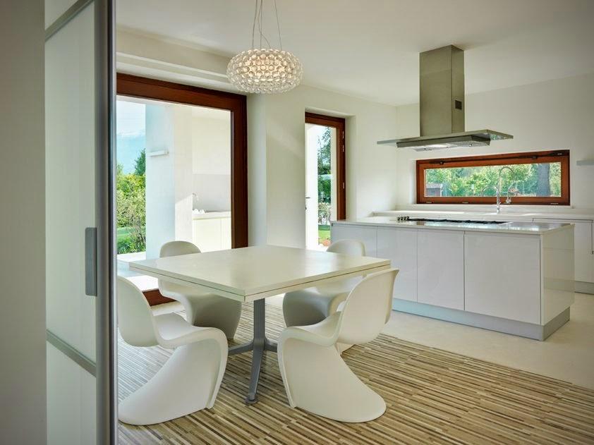 Foto Desain rumah minimalis Casa D by Damilano Studio Architects