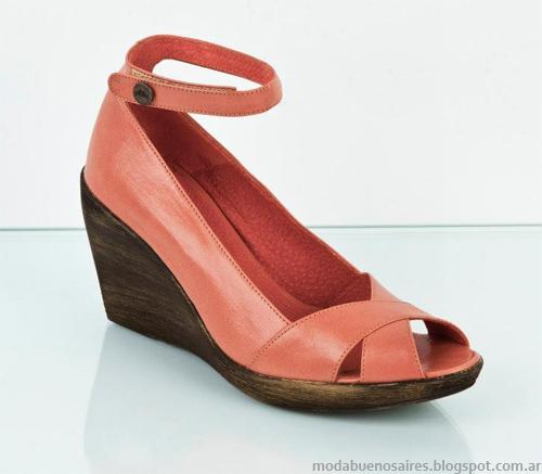 Ferraro zapatos 2013. Moda verano zapatos 2013.