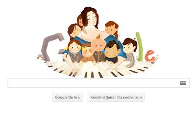 Clara Schumann google doodle