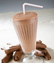 Batido  Chocolate y Avena