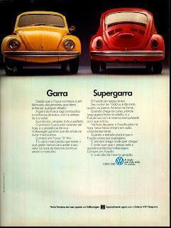 propaganda Volkswagen 1300 e 1500 (fusca e fuscão)- 1974.brazilian advertising cars in the 70. os anos 70. história da década de 70; Brazil in the 70s; propaganda carros anos 70; Oswaldo Hernandez;
