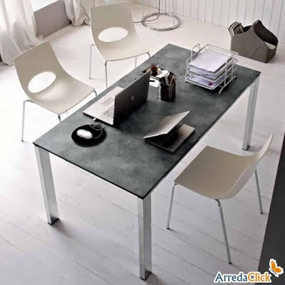 Arredaclick italian design furniture blog milan 39 s for Table extensible calligaris