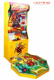 Spider Stompin Redemption Game Machines