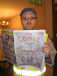 The Comix Reader Issue 1