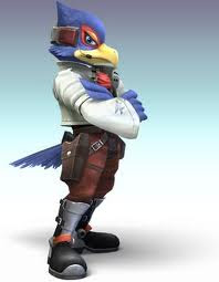 Falco the galactik hawk