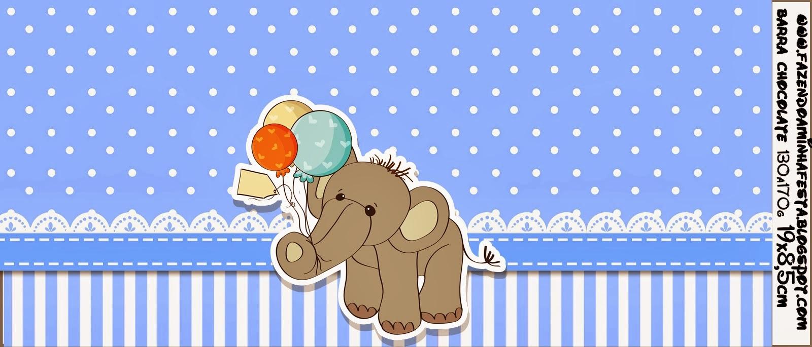 Etiquetas Para Chocolates De Baby Shower