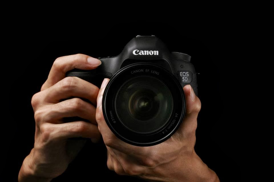 Canon delighting you always