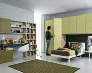 gambar desain kamar tidur anak remaja