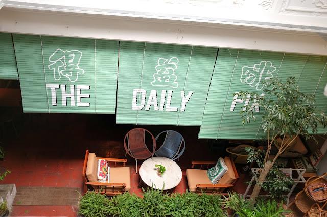 the daily fix cafe @ jonker street, malacca
