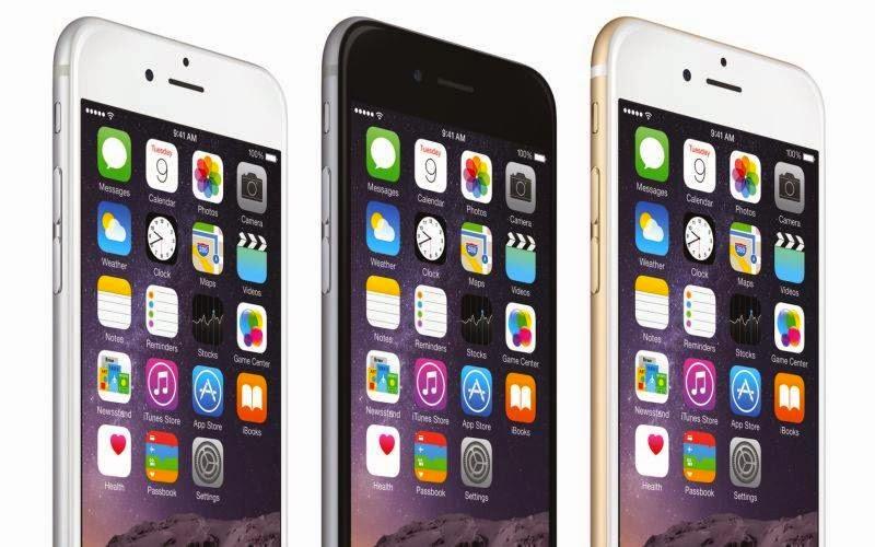2015, Apple Kenalkan Tiga iPhone Terbaru