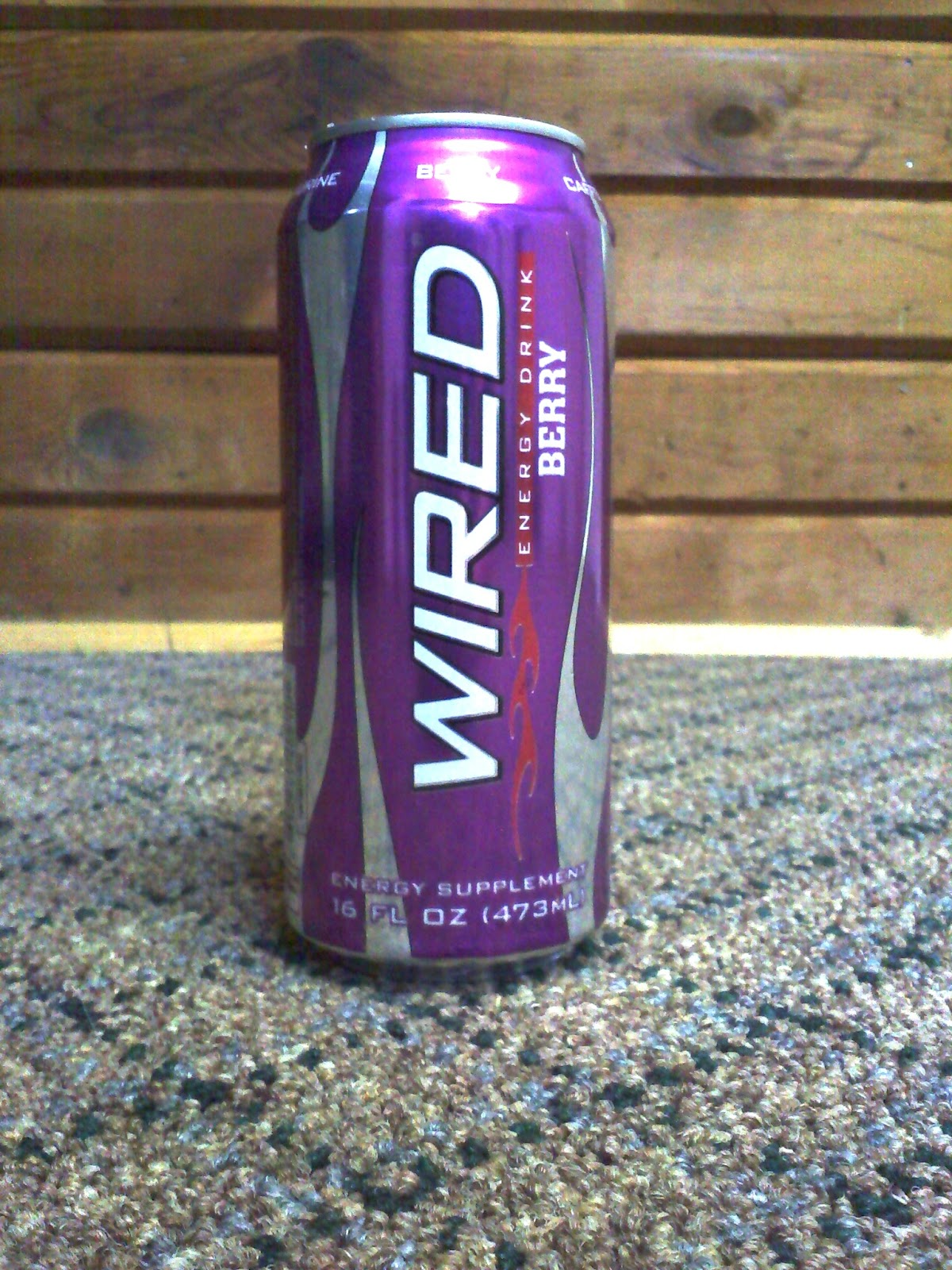 CAFFEINE!: Review for Wired Berry