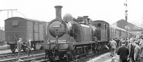 Railtour in Gosport