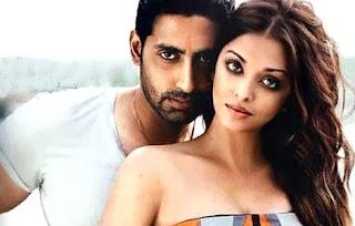 Abhishek Bachchan & Aishwarya Rai