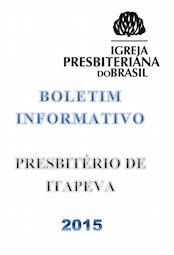 Boletim 2015