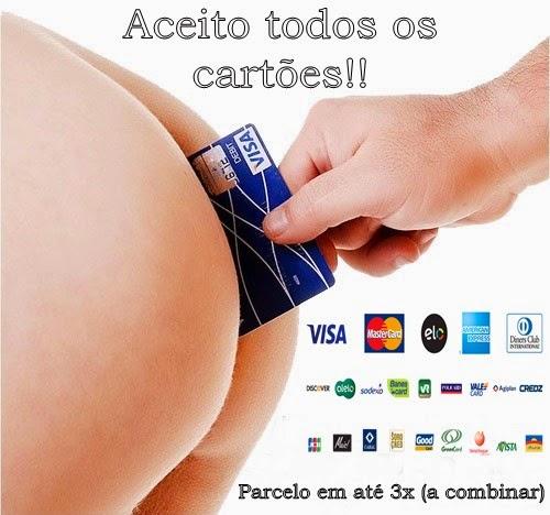 PARCELO EM ATÉ 3X NO CARTÃO (À COMBINAR)