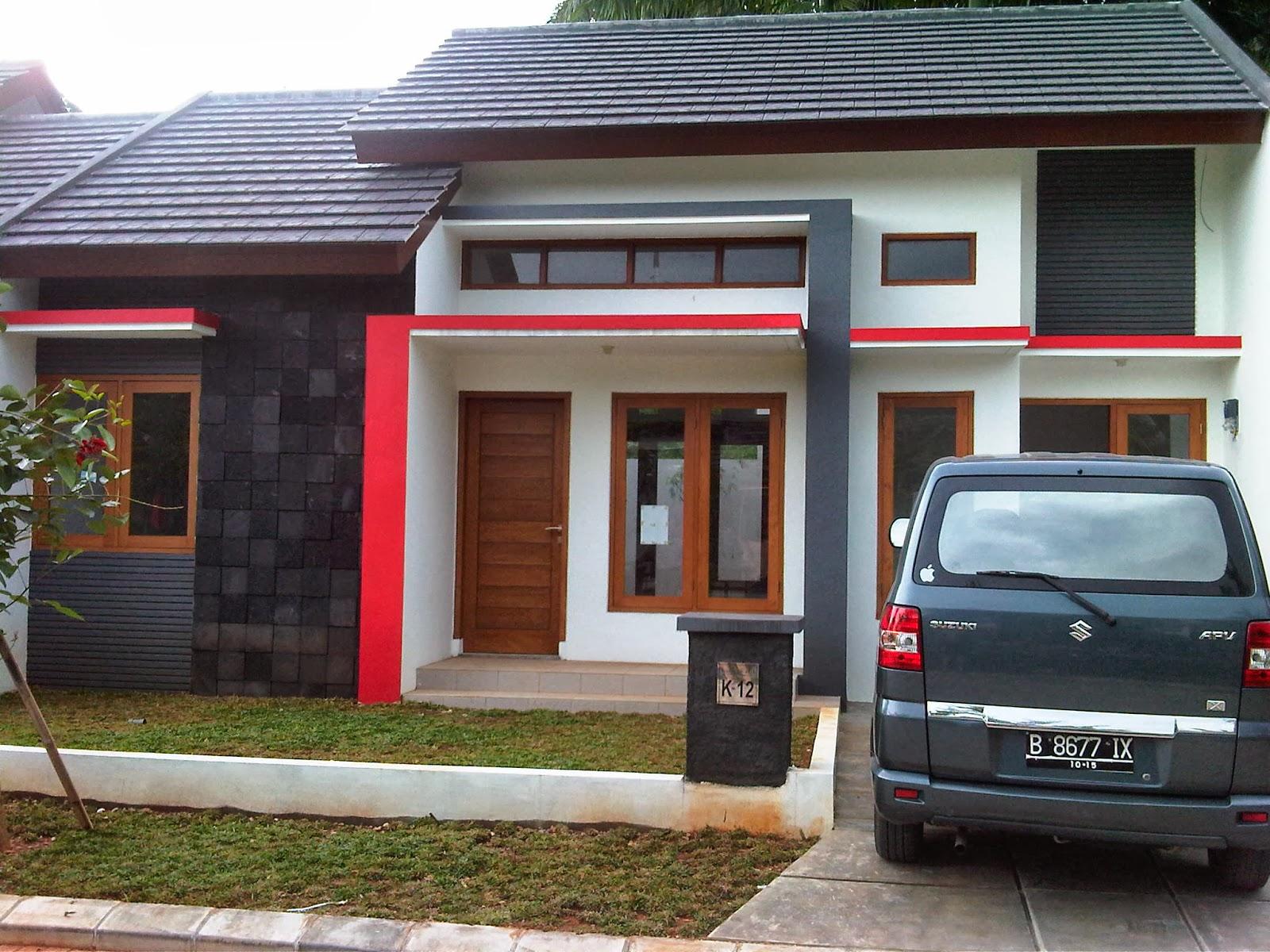 Desain Rumah Minimalis Type 45 1 Lantai Dan 2 Lantai