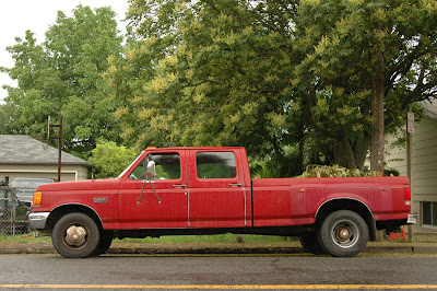 1990 Ford F-350 Custom Crew Cab Dually Diesel.