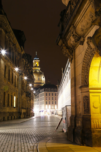 Dresden by the night an unparalleled beauty for Hotel dresden frauenkirche