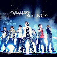 Hey! Say! JUMP. Bounce