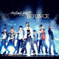 Hey! Say! JUMP. Bounce