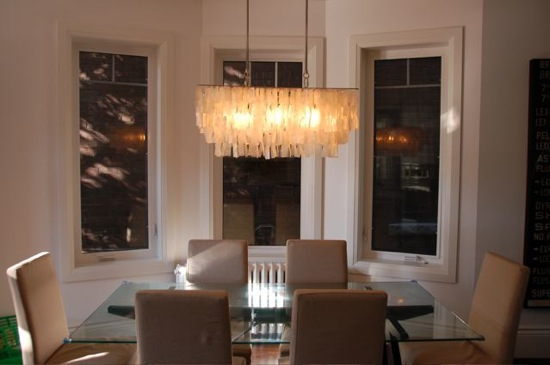 interior design tips contemporary dining room lighting