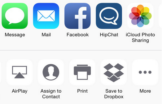 Apple has removed the Twitter app icon in iOS 8.3.