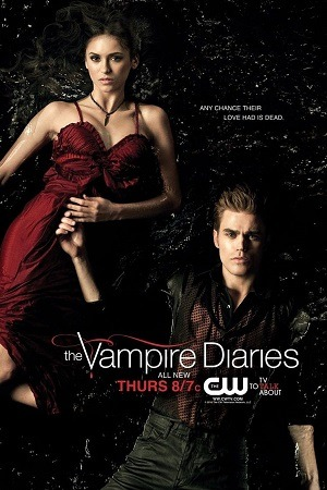 The Vampire Diaries - Diários de um Vampiro - 2ª Temporada Séries Torrent Download capa