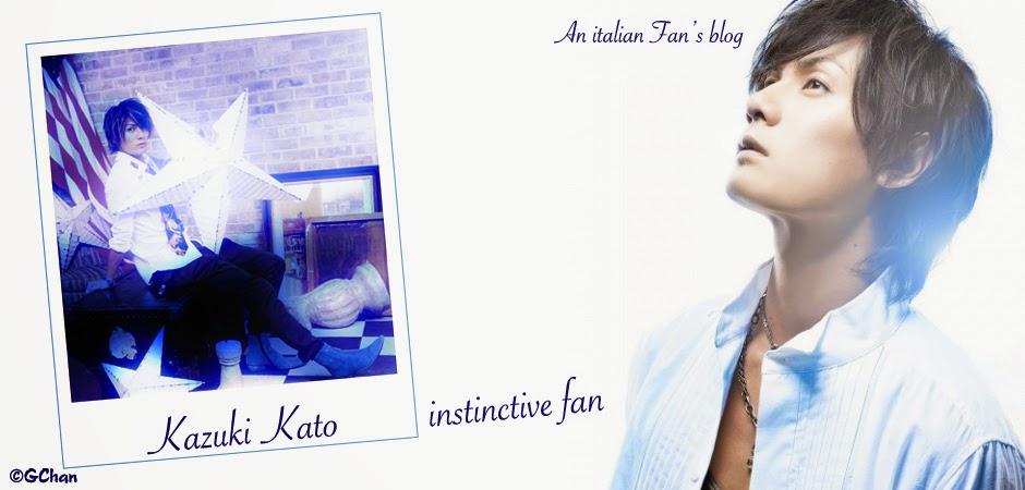 Kazuki Kato Instinctive Fan