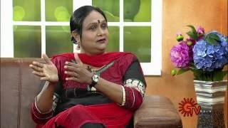 Virundhinar Pakkam – Sun TV Show 10-02-2014 Actress Anuradha