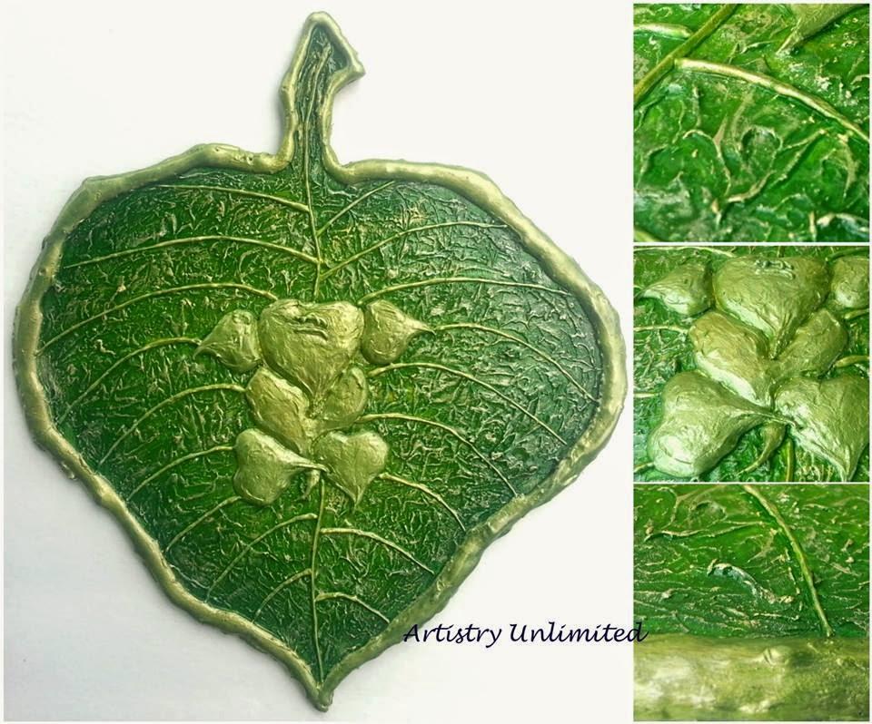 Leafy Ganesha Art Giveaway