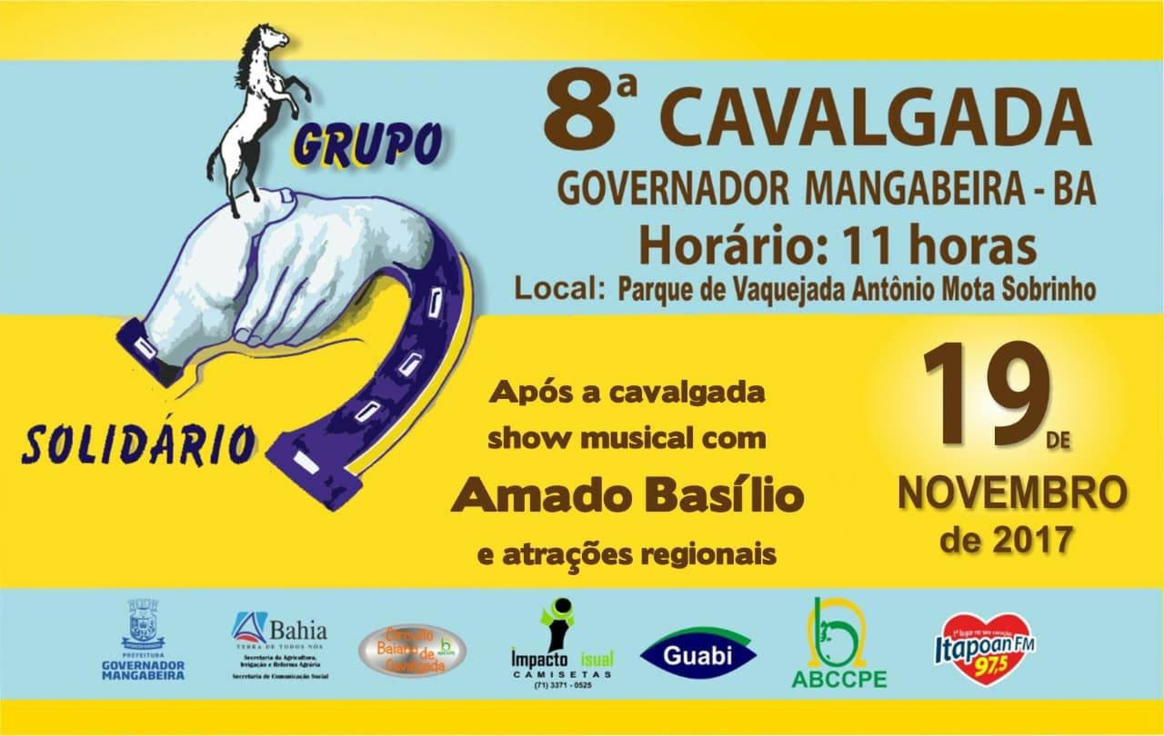 Cavalgada Grupo Solidário