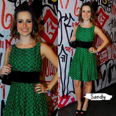 Modelos de Vestidos da Sandy
