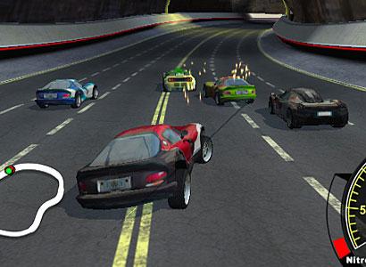 لعبة سباق السيارات Extreme Racers