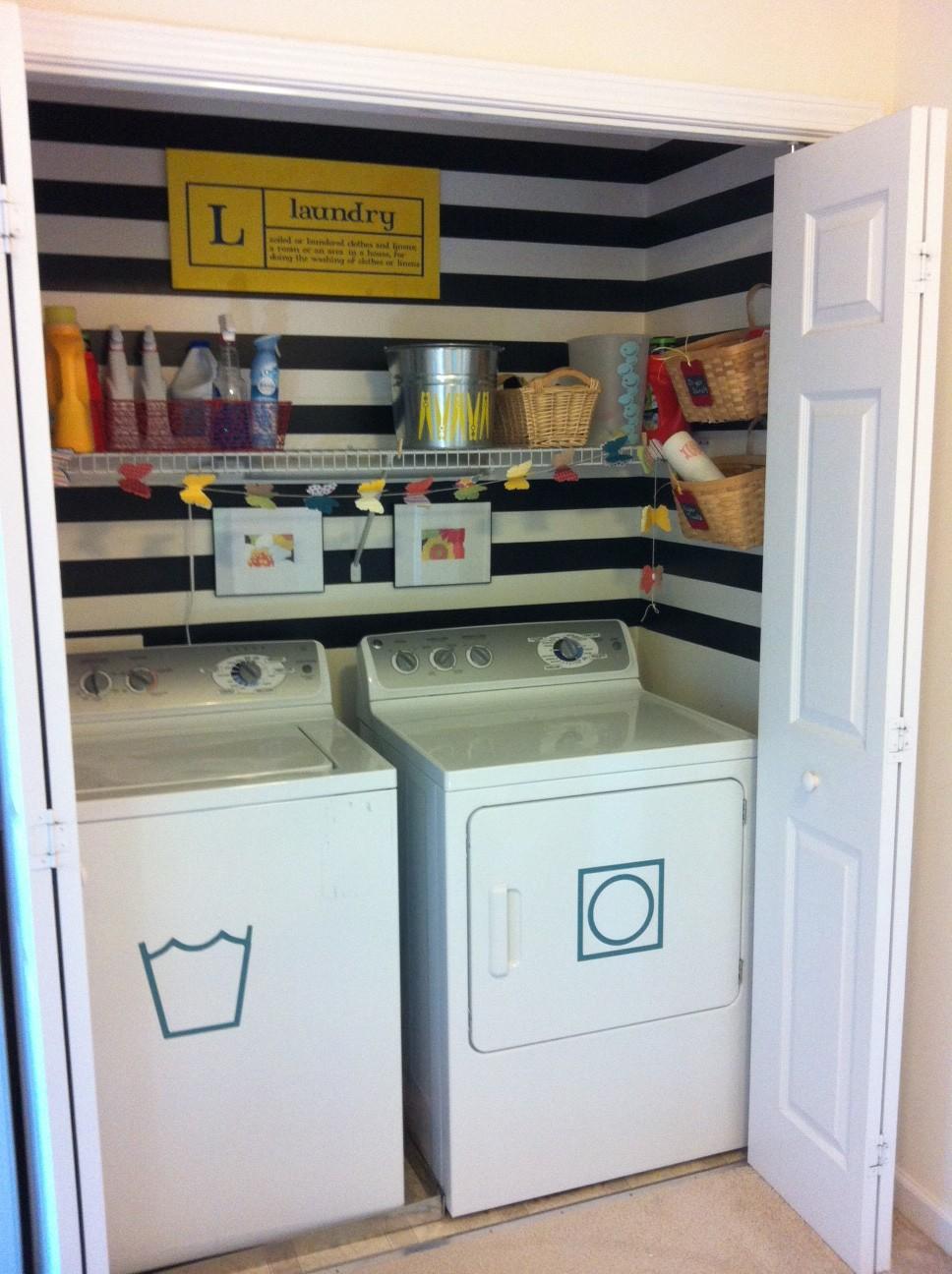 Quedamos en la lavander a tr s studio blog de for Cuartos lavaderos